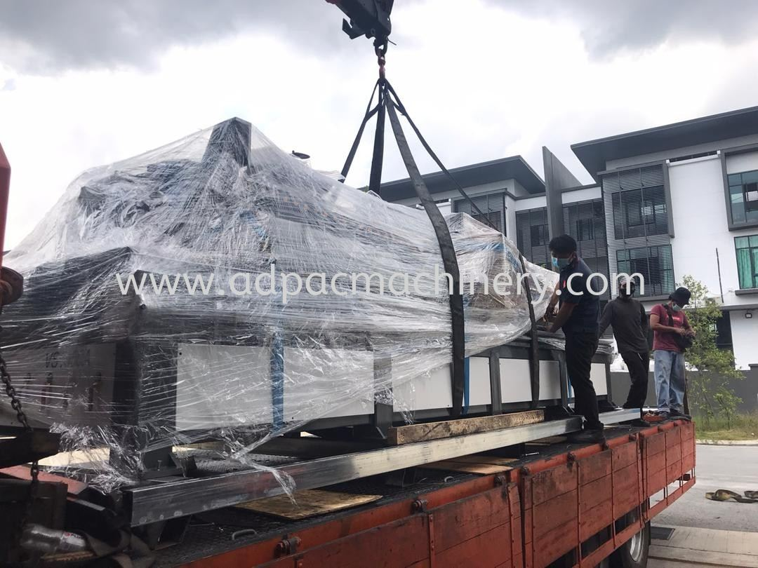 Delivery of New APM CNC Router