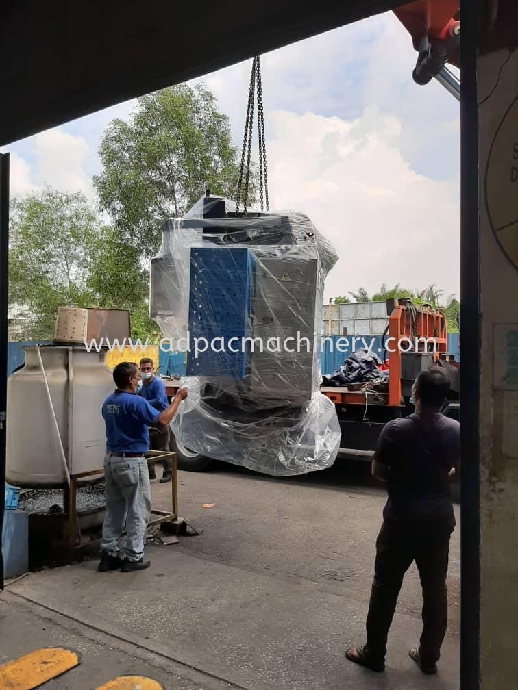 New APM Pressbrake was delivered