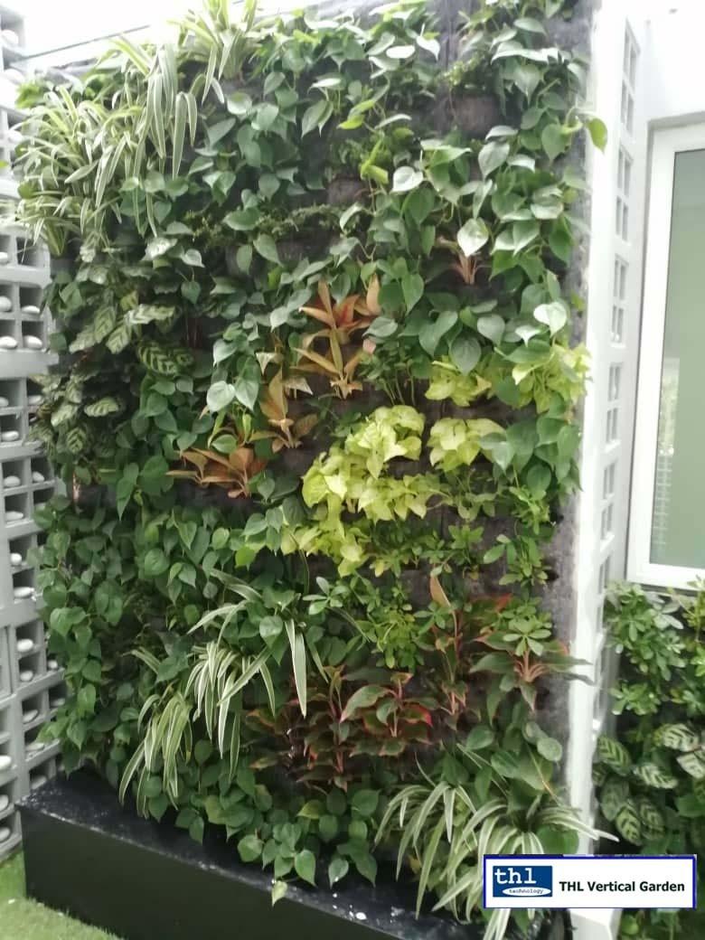 vertical garden Idaman malaysia