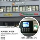NIGEN N-928 Fingerprint Time Attendance - KOTA DAMANSARA