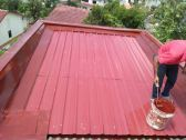 Waterproofing for Toilet and Roof 1
