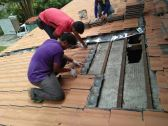 Waterproofing for Toilet and Roof