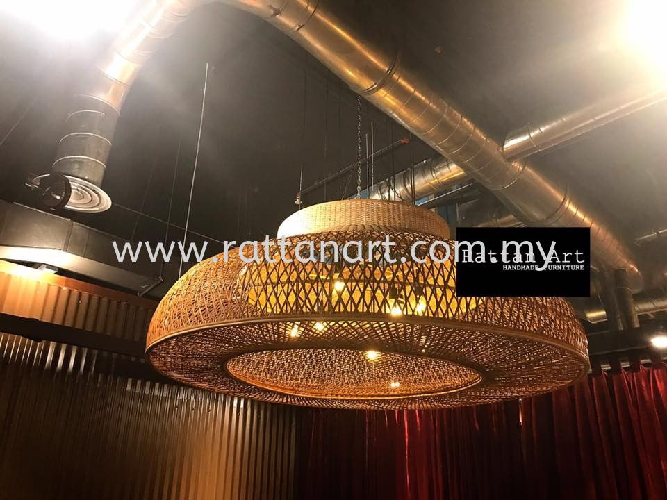 Rattan Art Supplies To Chuck Two Sons