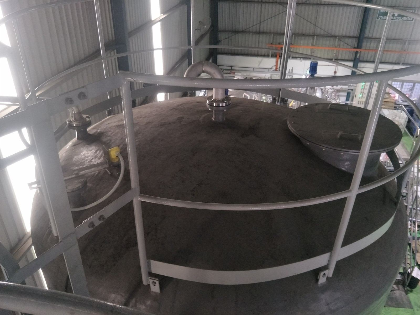 Chemical Tank Application