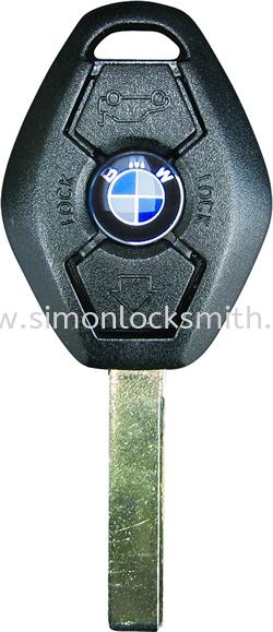 BMW 2 Track Remote Key Johor Bahru JB 仟表 Open Lock, Pakar Kunci, Locksmith   Optimum Besta Supply & Service