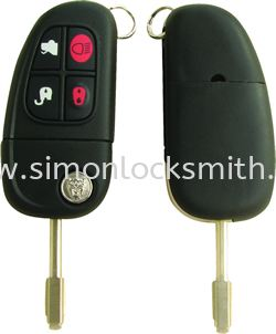 Jaguar 4B Remote Key Johor Bahru JB 仟表 Open Lock, Pakar Kunci, Locksmith | Optimum Besta Supply & Service