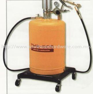 Toyosaki Air Operated Grease Lubricator Workshop Equipment Johor Bahru (JB), Malaysia Supplier, Suppliers, Supply, Supplies   SOUTH ASIA HARDWARE & MACHINERY SDN BHD