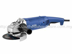 AEG Large Angle Grinder Grinding Power Tools Johor Bahru (JB), Malaysia Supplier, Suppliers, Supply, Supplies | SOUTH ASIA HARDWARE & MACHINERY SDN BHD