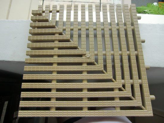 4G corner ABS Grating Malaysia Johor Supplier Supply Manufacturer | Chee Shen Industry Sdn Bhd