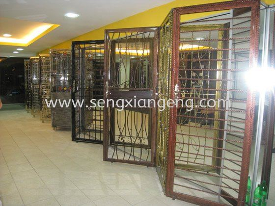 Stainless Steel  Johor Bahru JB Electrical Works, CCTV, Stainless Steel, Iron Works Supply Suppliers Installation  | Seng Xiang Electrical & Steel Sdn Bhd