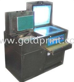 GPDE A2-A3-A4 Corrugated Plate Making Machinery Singapore Supply Suppliers | Goldprint Enterprise Pte Ltd
