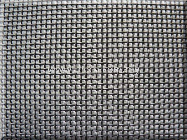 Stainless Stell Wire Mesh Special Material JB Johor Bahru Malaysia Hardware Supply Suppliers | Leeco Industrial Supply
