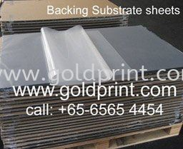 Backing Substrate Sheets Materials and Supplies Corrugated Plate Making Machinery Singapore Supply Suppliers   Goldprint Enterprise Pte Ltd