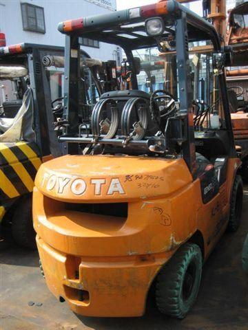 42-7FG25 Petrol Forklift Toyota Johor Bahru (JB), Malaysia, Selangor, Kuala Lumpur (KL) Used, Second Hand, Rental, Supplier | SL MACHINERY & EQUIPMENT SDN BHD