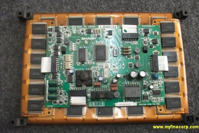 LJ640U34 PCB FOR NISSEI INJECTION MACHINE DISPLAY