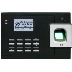 Fingertec Q2 Fingerprint Time Attendant System Communication Product Johor Bahru JB Malaysia Supply Suppliers Retailer | LEO Automation Trading
