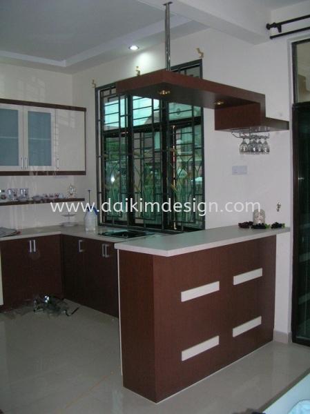Bar Counter 08 Bar Counter design Kulai Johor Bahru JB Design | Daikim Design