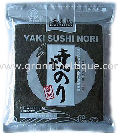 Yaki Nori Full Cut