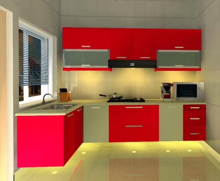 Kitchen JB, Johor Bahru, Malaysia Design, Custom Made | in-fortune Design Sdn Bhd