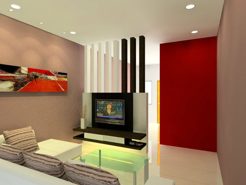 Living Room JB, Johor Bahru, Malaysia Design, Custom Made | in-fortune Design Sdn Bhd