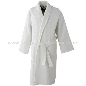 Terry Towel Bath Robe L48¡± Bathrobe Johor Bahru (JB), Malaysia Supplier, Suppliers, Supply, Supplies | Swantex Hotel Supplies