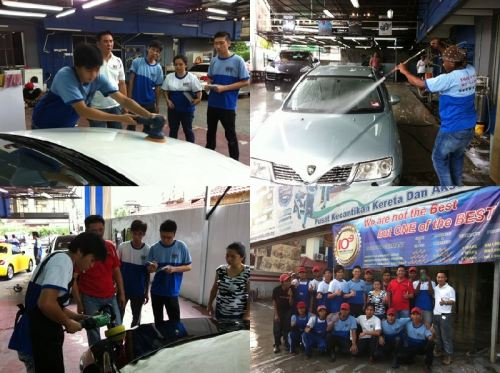 Butterworth Franchise Training (2/4 to 6/4/2012)