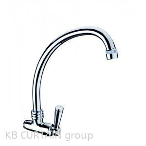 Wall Sink Tap A-644 Taps and Fittings Kitchen Accessories Johor Bahru (JB), Skudai, Singapore Design, Supplier, Renovation | KB Curtain & Interior Decoration