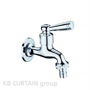 Wall Tap A-607 Taps and Fittings Kitchen Accessories Johor Bahru (JB), Skudai, Singapore Design, Supplier, Renovation | KB Curtain & Interior Decoration