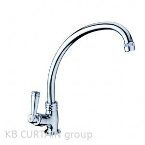 Pillar Sink Tap A-655 Taps and Fittings Kitchen Accessories Johor Bahru (JB), Skudai, Singapore Design, Supplier, Renovation | KB Curtain & Interior Decoration
