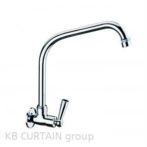 Wall Sink Tap A-622 Taps and Fittings Kitchen Accessories Johor Bahru (JB), Skudai, Singapore Design, Supplier, Renovation | KB Curtain & Interior Decoration