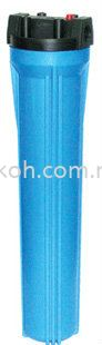 20;quot; InstarFlo Housing Filter - Blue 过滤器外壳 便携式外壳   Supply, Suppliers, Supplies | Alkoh Marketing Sdn Bhd