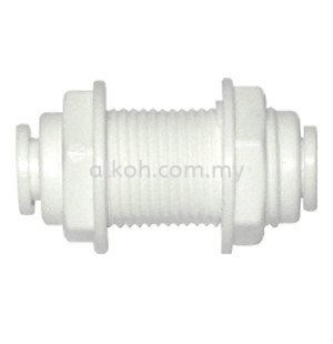 Bulkhead Union Series EZ Connectors Water Dispensers Spare Parts Johor Bahru (JB), Malaysia, Ulu Tiram Supply, Suppliers, Supplies | Alkoh Marketing Sdn Bhd
