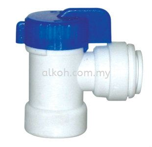 EZ Ball Valve - BV103 EZ Connectors Water Dispensers Spare Parts Johor Bahru (JB), Malaysia, Ulu Tiram Supply, Suppliers, Supplies | Alkoh Marketing Sdn Bhd