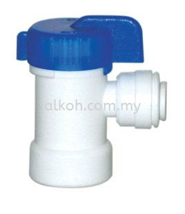 EZ Ball Valve - BV102 EZ Connectors Water Dispensers Spare Parts Johor Bahru (JB), Malaysia, Ulu Tiram Supply, Suppliers, Supplies | Alkoh Marketing Sdn Bhd