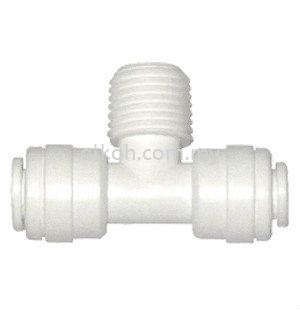 Male Branch Tee Series EZ Connectors Water Dispensers Spare Parts Johor Bahru (JB), Malaysia, Ulu Tiram Supply, Suppliers, Supplies | Alkoh Marketing Sdn Bhd