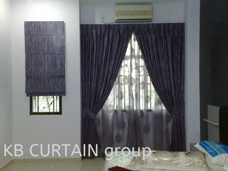 curtain design Curtain Design Johor Bahru (JB), Skudai, Singapore Design, Supplier, Renovation | KB Curtain & Interior Decoration