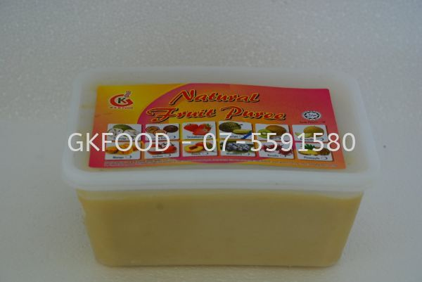 Durian Puree Best Seller   Supplier, Supply | G & K Food Sdn Bhd