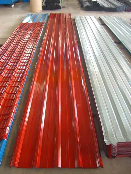 Metal Deck 762MM Metal Roofing Roofing Johor Bahru JB Malaysia Manufacturer, Supplier, Supply, Supplies | Sunlight Hardware Sdn Bhd