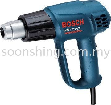 Bosch GHG 630 DCE Heat Gun Bosch Power Tools Johor Bahru (JB), Malaysia Supplier, Wholesaler, Exporter, Supply | Soon Shing Building Materials Sdn Bhd