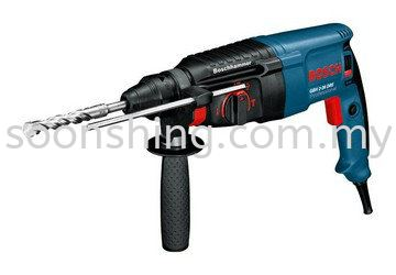 Bosch GBH 2-26 DRE Rotary Hammer with SDS-plus Bosch Power Tools Johor Bahru (JB), Malaysia Supplier, Wholesaler, Exporter, Supply | Soon Shing Building Materials Sdn Bhd