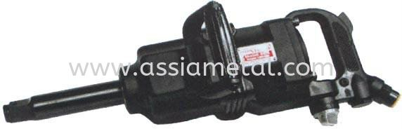 Nikko TPT-550L/560L 1¡± Air Impact Wrench Nikko Air Impact Wrench Johor Bahru, JB, Malaysia Supply Supplier Suppliers | Assia Metal & Machinery Sdn Bhd