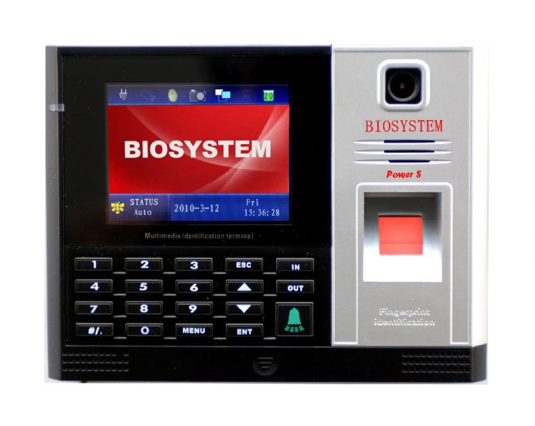 Power S Time Attendance System and Door Access Control 指纹扫描   Supplier Supply Suppliers Manufacturers | Biosystem Group Pte Ltd