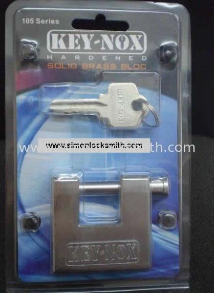 Key-Nox Padlock Johor Bahru JB 仟表 Open Lock, Pakar Kunci, Locksmith | Optimum Besta Supply & Service