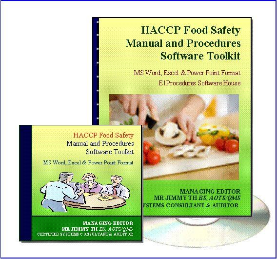 2.2 HACCP Food Safety Manual and Procedures DIY Toolkit Management Systems Manual and Procedures DIY Toolkits Johor Bahru (JB), Malaysia, Tampoi Supplier, Suppliers, Supply, Supplies | A & T Management Centre