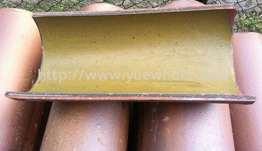 9 Inches Half Glazed Channel Drain Fences and Drainage Johor Bahru JB Malaysia Supply & Wholesale   Yue Whatt Trading Sdn Bhd