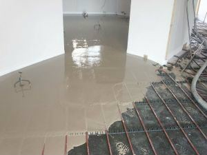 Tile Adhesive or Floor Screed