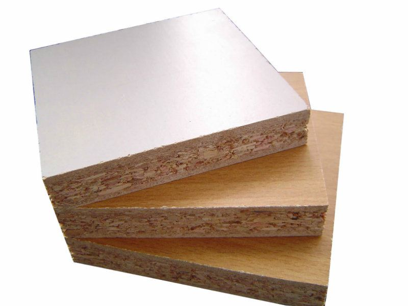 White Laminated Particle Chipboard