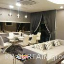 show house @ tasek Curtain Design Johor Bahru (JB), Skudai, Singapore Design, Supplier, Renovation | KB Curtain & Interior Decoration