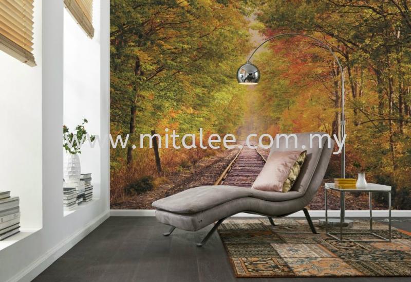 8-903_Indian_Summer_Interieur_i KOMAR -Vol 13 Wallpaper (0.53m x 10m) Johor Bahru JB Malaysia Kuala Lumpur KL Supplier, Supply | Mitalee Carpet & Furnishing Sdn Bhd