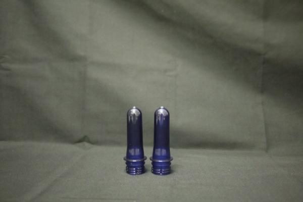 17gm Preform Purple Plastics PET Preform Johor Bahru, JB, Malaysia. Manufacturer & Supplier   SHS Plastics Industries Sdn Bhd
